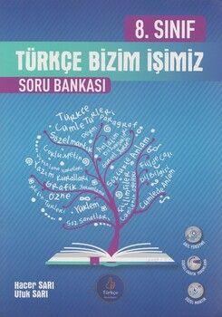 Çetin Yayınları 8. Sınıf Türkçe Bizim İşimiz Soru Bankası