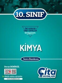 Çita Yayınları 10. Sınıf Kimya Soru Bankası