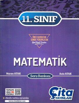 Çita Yayınları 11. Sınıf Matematik Soru Bankası