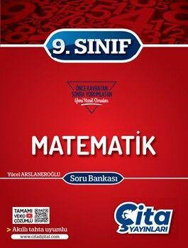 Çita Yayınları 9. Sınıf Matematik Soru Bankası