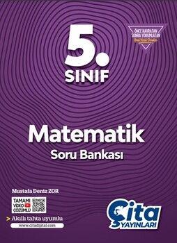Çita Yayınları 5. Sınıf Matematik Soru Bankası