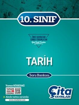 Çita Yayınları10. Sınıf Tarih Soru Bankası