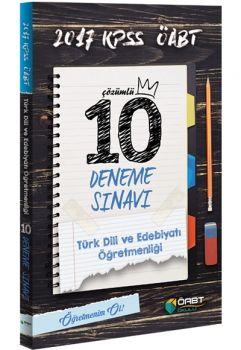 Öabt Okulu Yayınları 2017 ÖABT Türk Dili Edebiyatı Öğretmenliği Çözümlü 10 Deneme Sınavı
