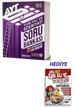 Öğrenci İşi Yayınları AYT Türk Dili ve Edebiyatı Soru Bankası Hediyeli