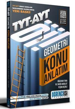 Öğrenci İşi Yayınları TYT AYT Geometri Konu Anlatımı