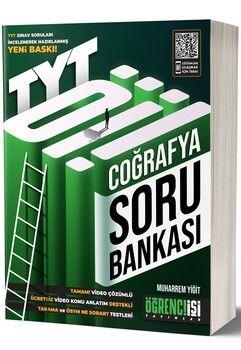 Öğrenci İşi Yayınları TYT Coğrafya Soru Bankası