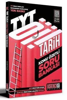 Öğrenci İşi Yayınları TYT Tarih Konu Özetli Soru Bankası