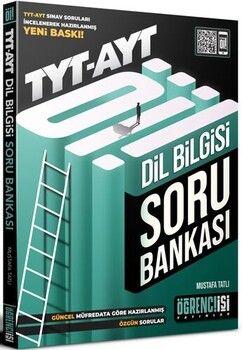 Öğrenci İşi Yayınları TYT AYT Dil Bilgisi Soru Bankası