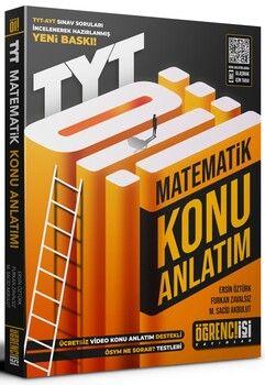 Öğrenci işi Yayınları TYT Matematik Konu Anlatımı