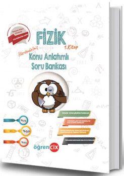 Öğrencix Yayınları YKS Fizik 1. Kitap Konu Anlatımlı Soru Bankası