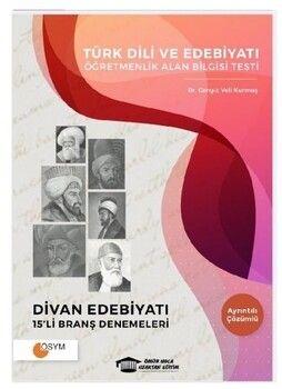 Ömür Güner ÖABT Türk Dili ve Edebiyatı Divan Edebiyatı 15 Deneme