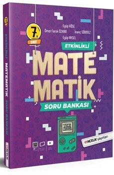 Öncelik Yayınları 7. Sınıf Matematik Etkinlikli Soru Bankası