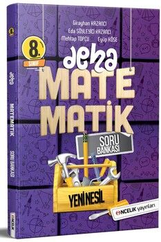 Öncelik Yayınları 8. Sınıf Matematik Deha Soru Bankası