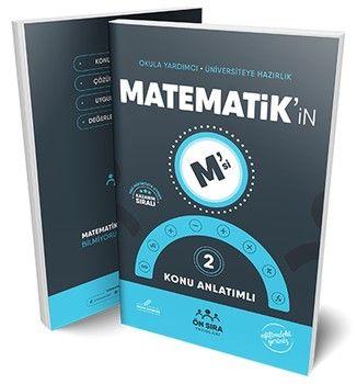 Önsıra Yayınları Matematiğin M si Konu Anlatımlı