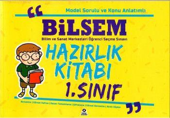 Örnek Akademi 1. Sınıf BİLSEM Hazırlık Kitabı Model Sorulu ve Konu Anlatımlı