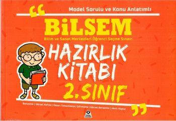 Örnek Akademi 2. Sınıf BİLSEM Hazırlık Kitabı Model Sorulu ve Konu Anlatımlı