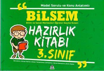 Örnek Akademi 3. Sınıf BİLSEM Hazırlık Kitabı Model Sorulu ve Konu Anlatımlı