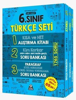 Örnek Akademi 6. Sınıf Türkçe Seti
