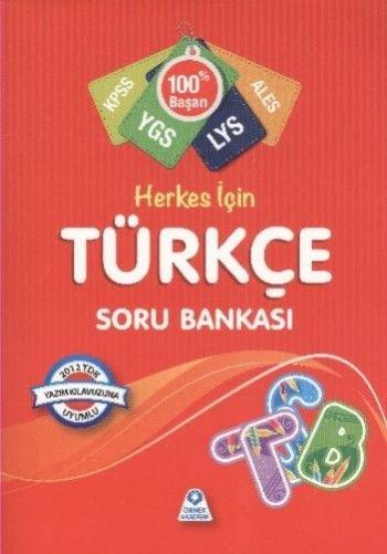 Örnek Akademi Herkes İçin Türkçe Soru Bankası
