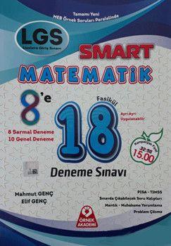 Örnek Akademi LGS Smart Matematik 18 li Deneme Sınavı
