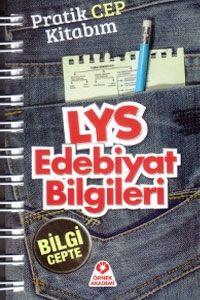 Örnek Akademi Yayınları LYS Edebiyat Bilgileri Pratik Cep Kitabım
