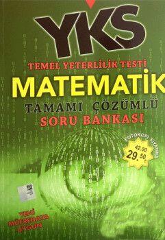 Örnek Akademi Yayınları YKS 1. Oturum TYT Matematik Tamamı Çözümlü Soru Bankası