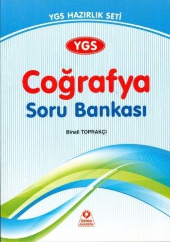 Örnek Akademi YGS Coğrafya Soru Bankası