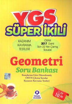 Örnek Akademi YGS Süper İkili Geometri Soru Bankası