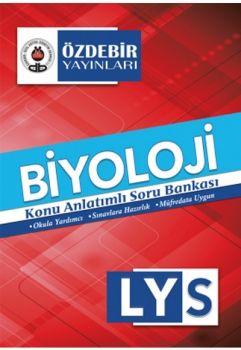 Özdebir Yayınları LYS Biyoloji 2 Konu Anlatımlı Soru Bankası