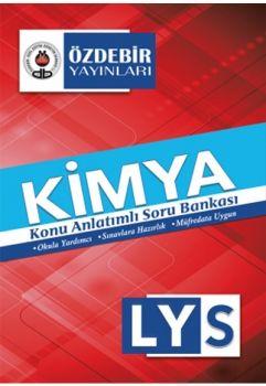 Özdebir Yayınları LYS Kimya 2 Konu Anlatımlı Soru Bankası