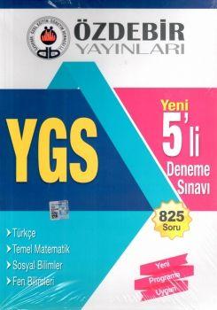 Özdebir Yayınları YGS 5 li Deneme Sınavı