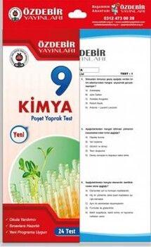 Özdebir Yayınları9. Sınıf Kimya Yaprak Test