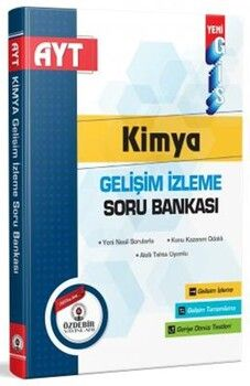Özdebir YayınlarıAYT Kimya GİS Soru Bankası