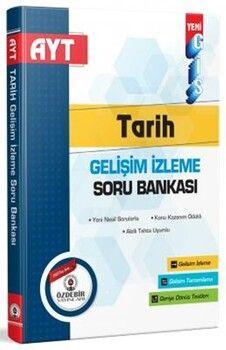 Özdebir YayınlarıAYT Tarih GİS Soru Bankası