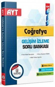 Özdebir YayınlarıAYT Coğrafya GİS Soru Bankası
