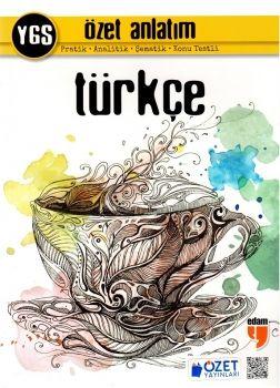 Özet Yayınları YGS Türkçe Özet Anlatım