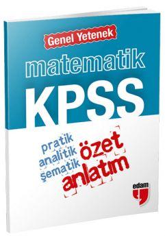 Özet Yayınları KPSS Genel Yetenek Matematik Cep Özet Anlatım