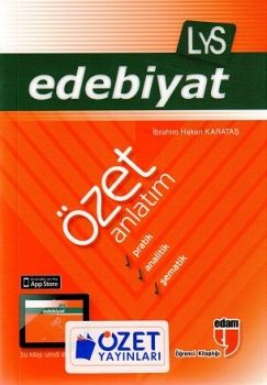 Özet Yayınları LYS Edebiyat Özet Anlatım Cep