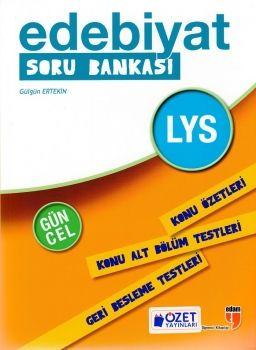 Özet Yayınları LYS Edebiyat Soru Bankası