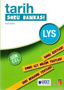 Özet Yayınları LYS Tarih Soru Bankası