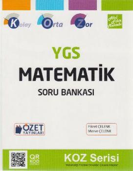 Özet Yayınları YGS Matematik Soru Bankası Koz Serisi