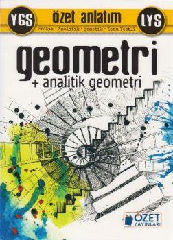 Özet Yayınları YGS LYS Geometri Özet Anlatım