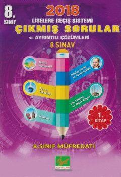 Özgül Yayınları 8. Sınıf LGS Çıkmış Sorular ve Ayrıntılı Çözümleri