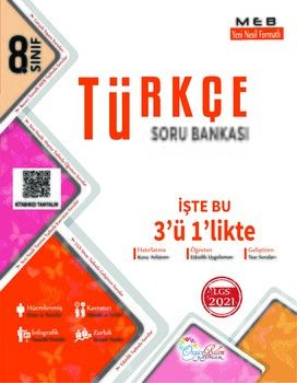 Özgün Bilim Yayınları 8.Sınıf LGS Türkçe Soru Bankası