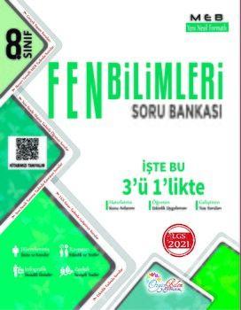 Özgün Bilim Yayınları 8.Sınıf LGS Fen Bilimleri Soru Bankası