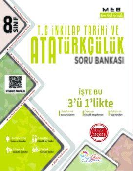 Özgün Bilim Yayınları 8.Sınıf LGS T.C. İnkılap Tarihi ve Atatürkçülük Soru Bankası