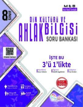 Özgün Bilim Yayınları 8.Sınıf LGS Din Kültürü ve Ahlak Bilgisi Soru Bankası