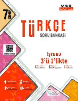 Özgün Bilim Yayınları 7. Sınıf Türkçe Soru Bankası