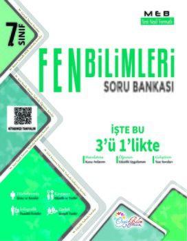 Özgün Bilim Yayınları 7. Sınıf Fen Bilimleri Soru Bankası