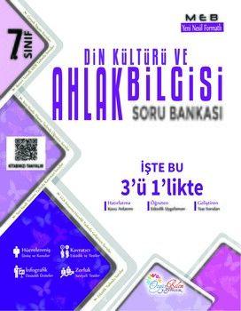 Özgün Bilim Yayınları 7. Sınıf Din Kültürü ve Ahlak Bilgisi Soru Bankası